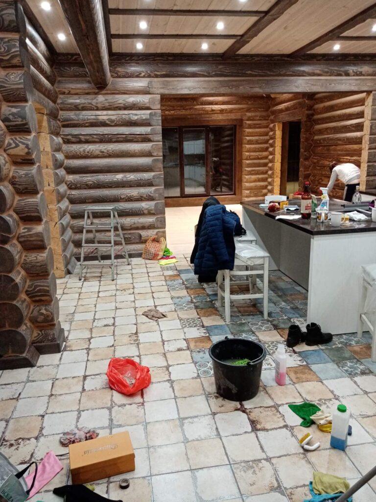 Уборка после ремонта Смоленск